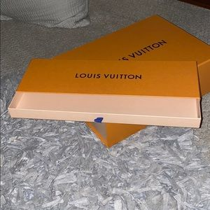 Louis Vuitton authentic drawer box
